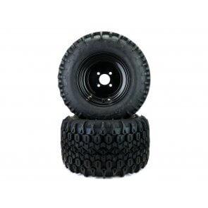 Part #38SP60134 - BigDog Aggressive Deep Lug Rear Tire Assemblies 20x12.00-10 Black