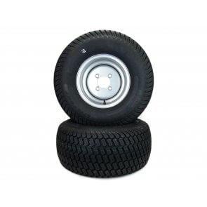 Part #607097 - Hustler Wheel and Tire Assemblies 22x9.50-10
