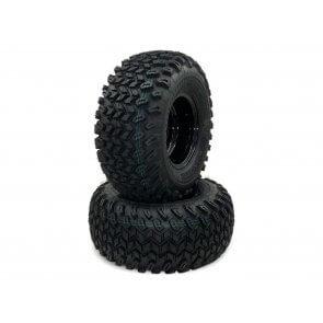 Part #TT20140 - Bad Boy Pneumatic Rear Tire Assemblies 22x11.00-10 Black