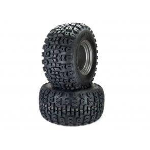 Part# TT72210 Terra Trac Tire Assemblies 22x11.00-10 Gravely Ariens HD ZX Apex Zenith 52