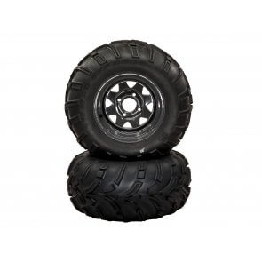 Part# 22440 - Kubota RTV 400/500 Wheel and Tire Assemblies 24x11.00-12 440 Mag Replaces K7311-19210
