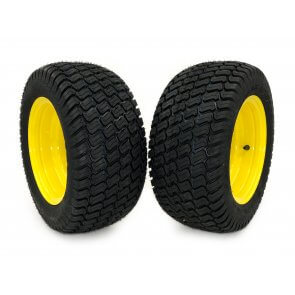 Part #33100 - John Deere Pneumatic Turf Tire Assemblies 18x8.50-10