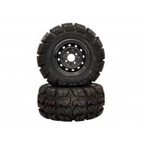 Part# 44TRC - Kubota RTV 900/1100 Tire Assemblies 25x10.00-12 Trail Crusher K7561-19132