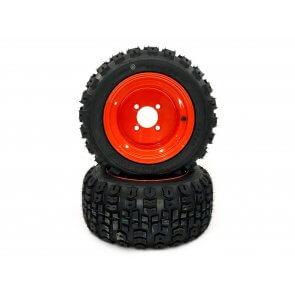 Part #18420 - Kubota Pneumatic Tire Assemblies 18x8.50-10