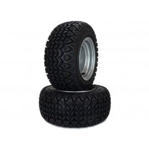 Part #350M606987 - Hustler All Terrain Tire Assemblies 16x6.50-8